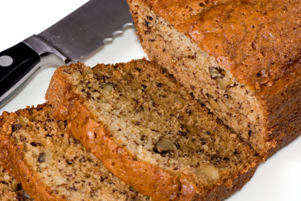 Sorghum Wholegrain Banana Nut Bread Kansas Grains